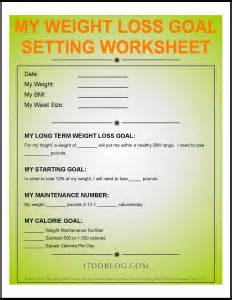 smart goal setting for weight loss 2013 picture 2