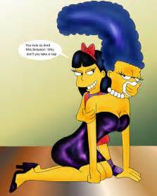 read simpsons marge breast expansion picture 11