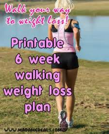 walking schedue for weight loss picture 13