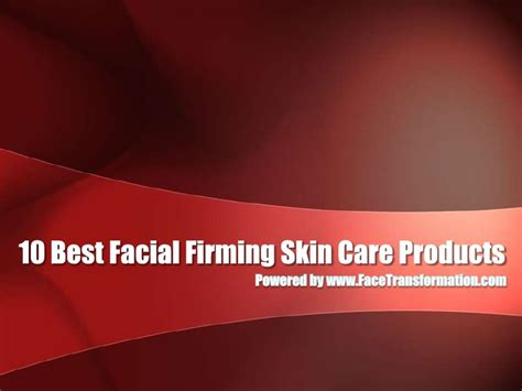 best skin care firming picture 5