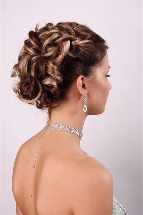 bridesmaid hair picture 7