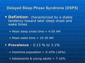 quizzes for delayed sleep phase syndrome picture 2