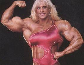 insanely huge female muscle morphs picture 11