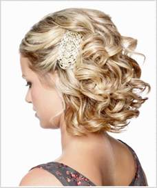 short prom hair styles picture 2