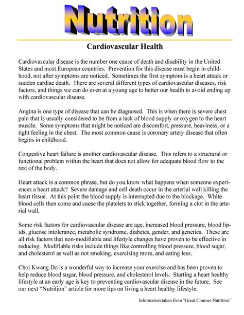 articles about health picture 1