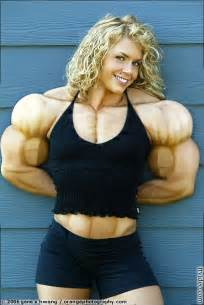 big muscle women picture 3
