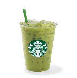 green coffee starbucks picture 2
