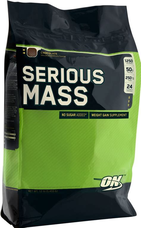 weight gainer picture 1