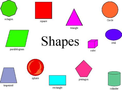 shapes picture 1