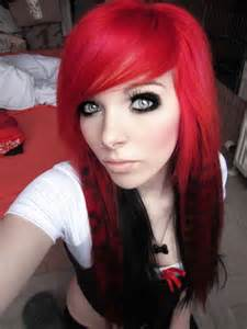 emo girl hair picture 6