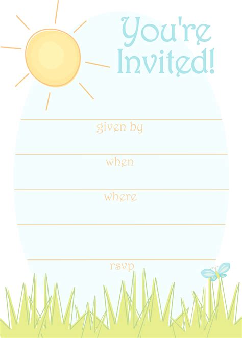 free printable sleepover party invitation picture 6