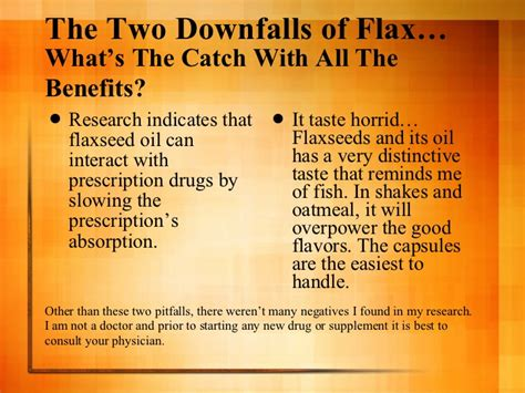 health benefits of flax oil picture 7