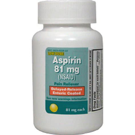 aspirin 81 picture 1