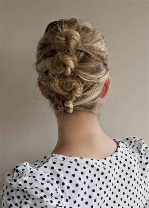 french twist hair styles picture 18
