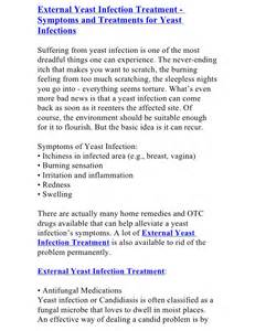 alternative medicine yeast infection picture 1