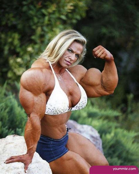world of female muscle picture 10