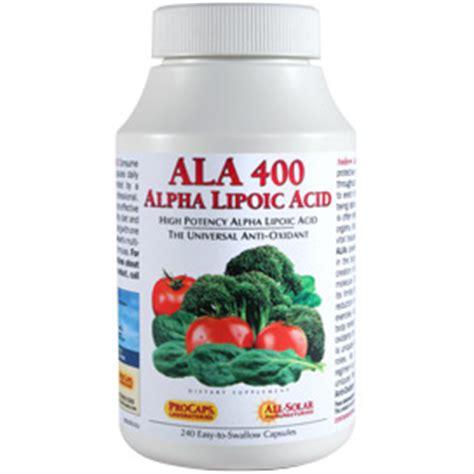 ala alpha lipoic acid benefit picture 1
