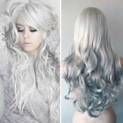 is it possible to color my hair silver picture 2