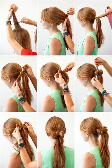 ways to do your hair picture 1
