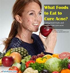 foods that heal acne picture 14