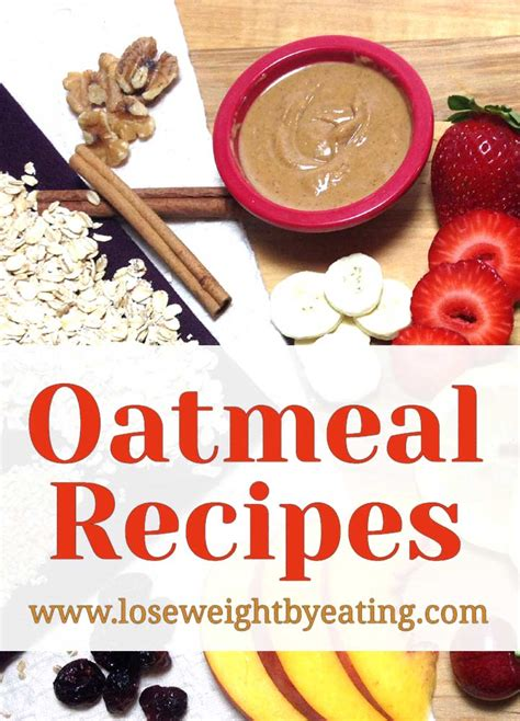 weight loss for idiots diet eating oatmeal picture 12