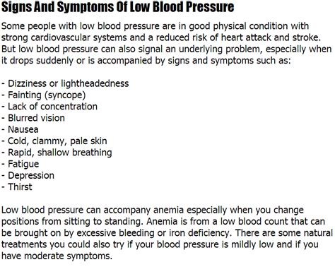 symtoms of high or low blood pressure picture 7