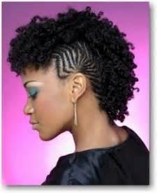 black hair braiding picture 5