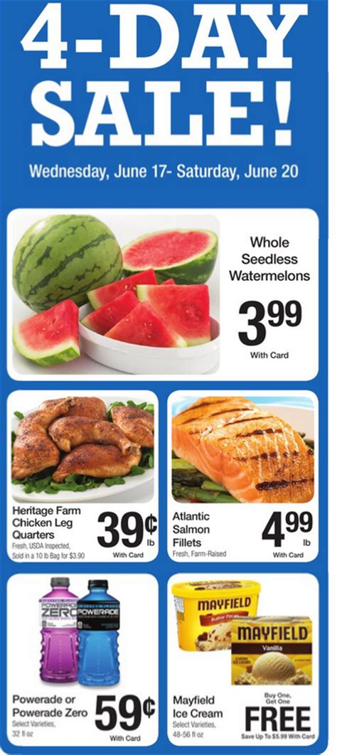 kroger 4 day sale ad picture 6