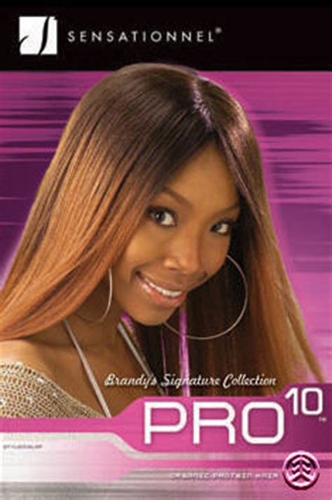 brandy hair line ultima zury picture 5