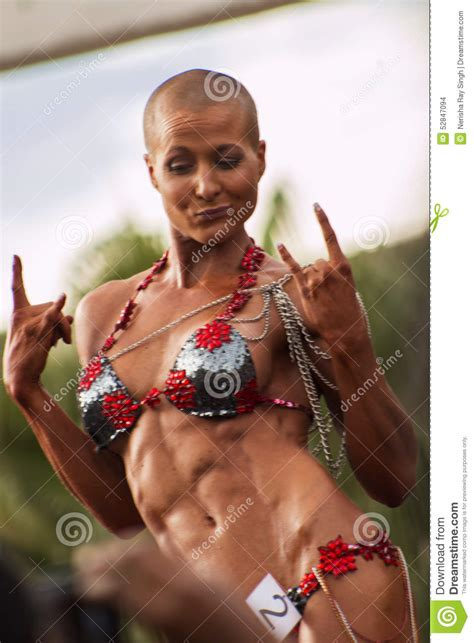 female muscle show picture 5