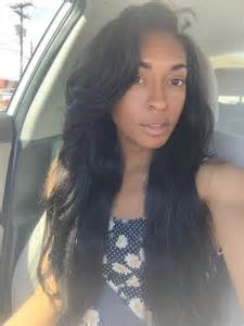 silky strait hair weaves picture 9