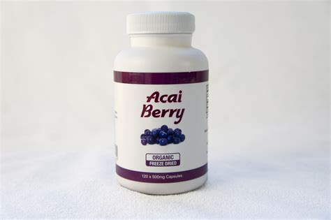 acai berry supplements picture 1