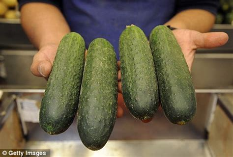 cucumber shaped penis picture 2