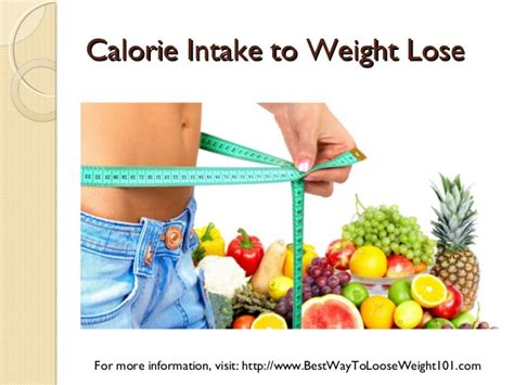 calorie intake and weight loss picture 14