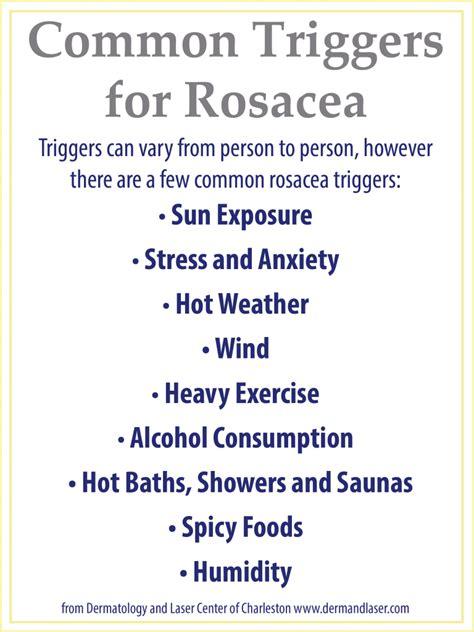 rosacea triggers picture 5