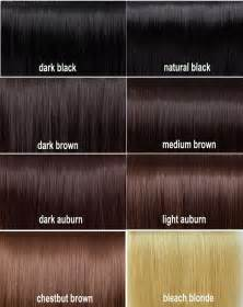 shades of brown hair color picture 2