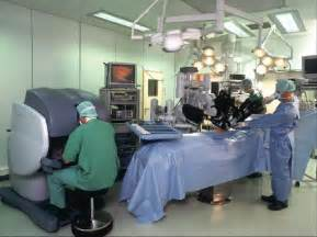 Robotic laprosopic prostate surgery picture 3