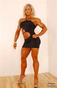 i muscle girl picture 3
