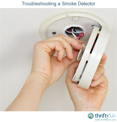troubleshooting smoke detectors picture 1