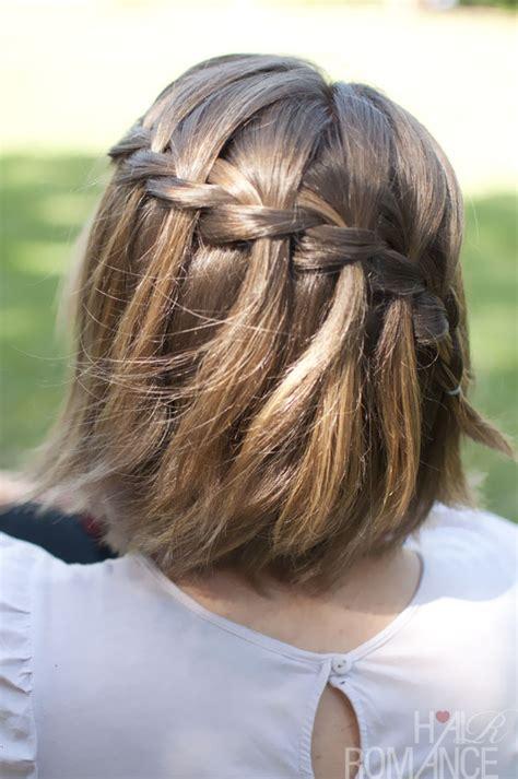 braiding short hair picture 2