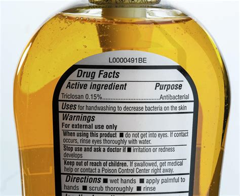 fine care antibacterial hand soap ingredients picture 7