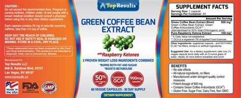 green coffee bean extract 800 mg dr oz picture 6