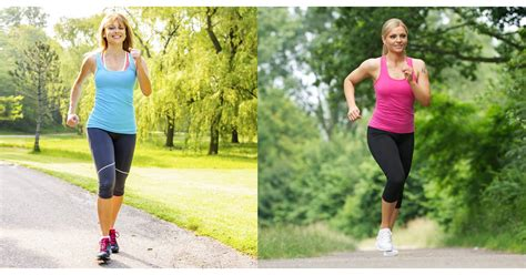 walking vs running weight loss picture 3