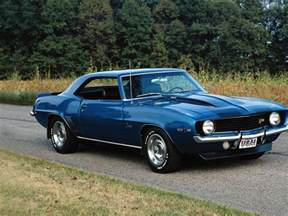 chevrolet muscle cars picture 17
