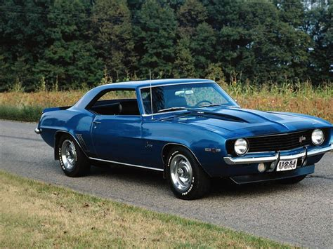 chevy muscle cars picture 2