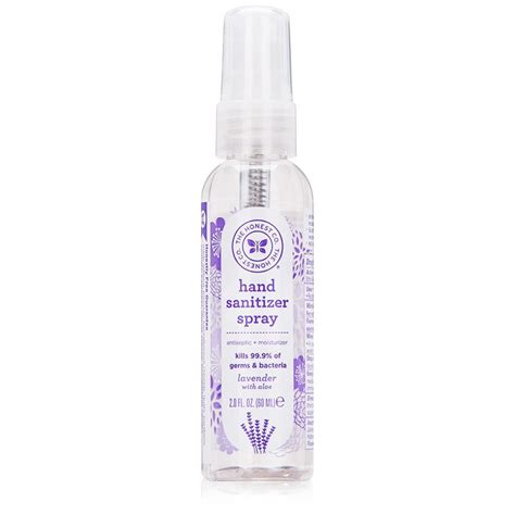 antibacterial hand sanitizer spray picture 5