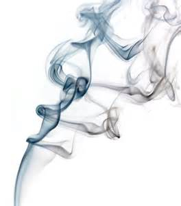 girl blowing smoke picture 10