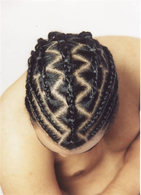 cornrow hair designs picture 1