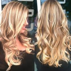 blond hair with highlights picture 1