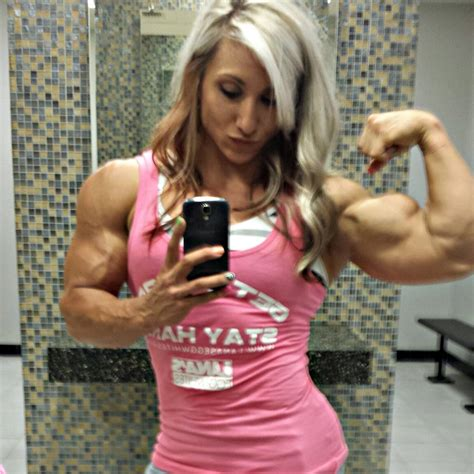 morphed muscle women picture 6